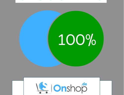 Experten sind sich einig. Onshop.de ist die beste Plattform für Onlineshop-Startups